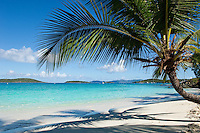 Salomon Beach, St John US Virgin Islands National Park