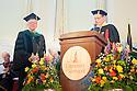 Robert Hamill, M.D., left, Rod Parsons, Ph.D.