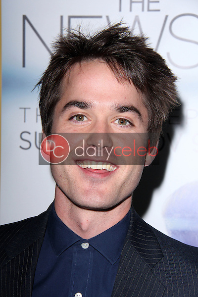 Thomas Matthews<br /> at &quot;The Newsroom&quot; Season 3 Premiere, Directors Guild of America, Los Angeles, CA 11-04-14<br /> David Edwards/DailyCeleb.com 818-249-4998
