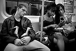 Lady K barely notices his boyfriend Tim as he and Jasmina touch up their makeup while riding the subway to escape the cold.  Tim longs for a serious relationship with Lady K but doesn't have the money to offer him the lifestyle he wants.  Tim is forced to watch from the sidelines as Lady K goes home with random men.