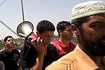WEST BANK 14/05/2010: Demonstration held in Al Walaja