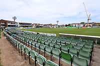 General view of the ground ahead of Kent Spitfires vs Essex Eagles, Royal London One-Day Cup Cricket at the St Lawrence Ground on 17th May 2017