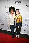 Rhonda Ross and Figure Skating in Harlem's Founder and Executive Director Attend The 2013 Skating with the Stars honoring B Michael and Andrea Joyce -A benefit gala for Figure Skating in Harlem Held At Trump Rink, Central Park, NY