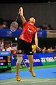 Shixian Wang (CHN), September 22, 2011 - Badminton : YONEX Open Japan 2011, Women's Singles at Tokyo Metropolitan Gymnasium, Tokyo, Japan. (Photo by Jun Tsukida/AFLO SPORT) [0003]