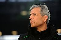 FUSSBALL   1. BUNDESLIGA    SAISON 2012/2013    9. Spieltag   Hannover 96 - Borussia Moenchengladbach         28.10.2012 Trainer Lucien Favre (Borussia Moenchengladbach)