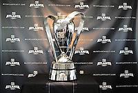 Atlanta, GA., - Wednesday, April 16, 2014: The city of Atlanta becomes Major League Soccer's (MLS) 22nd franchise beginning with the 2017 season.