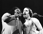 Paul Simon 1975.© Chris Walter.