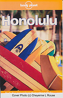 Lonely Planet Guide: Honolulu<br /> (c) Cheyenne L Rouse