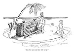"""""""Any other man would have built a raft!"""""""