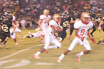 Lafayette High's Tavon Joiner (32) vs. Pontotoc in Pontotoc, Miss. on Friday, September 21, 2012. Lafayette High won 41-6.