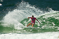 SNAPPER ROCKS, Queensland/Australia (Tuesday, February 28, 2012) Tyler Wright (AUS). – The Roxy Gold Coast presented by Land Rover, the opening stop on the 2012 Women's ASP World Championship Tour, today whittled the field down to the just four women with the world's best surfers tested in tricky two-to-three foot (1 metre) surf at Snapper Rocks.. .Tyler Wright (AUS), 17, runner-up at the 2011 Roxy Pro, eliminated reigning ASP Women's World Champion and defending event winner Carissa Moore (HAW), 19, in a re-match of last year's Final. Wright was ferocious in her assault on the waves at Snapper Rocks, posting two excellent scores en route to causing the biggest upset of the event.. .Wright will face compatriot Laura Enever (AUS), 20, in the Semifinals of the Roxy Pro Gold Coast when competition resumes.. .Sally Fitzgibbons (AUS), 21, 2011 ASP Women's World Runner-Up, clocked a pair of scores in the 8-point-range to eliminate newcomer Malia Manuel (HAW), 18, in today's Quarterfinals. Manuel would end up with Eqaul 5th and bragging rights as the highest placed rookie at the 2012 Roxy Pro..  .Fitzgibbons will take on four-time ASP Women's World Champion Stephanie Gilmore (AUS), 24, in the Semifinals when competition resumes. The Gold Coast natural-footer seems to have found her form at the Roxy Pro Gold Coast and will be a dangerous draw when the event recommences.. Photo: joliphotos.com