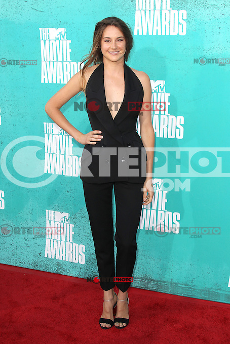 Shailene Woodley at the 2012 MTV Movie Awards held at Gibson Amphitheatre on June 3, 2012 in Universal City, California. © mpi29/MediaPunch Inc.