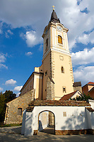 The Church of St Francis -  Kecskemét , Hungary
