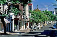 Rua 13 de Maio no Bairro da Bela Vista em São Paulo. 1997. Foto de Juca Martins.