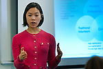 Rachael Chong, CEO & Founder of Catchafire presents Utilizing Pro Bono Professionals (Skills-based Volunteers) to Build Capacity at the Volunteer Management for Nonprofits  Conference on March 25, 2011. The event was presented by Volunteer Management Group.