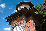 Ribaudo Kiosk Palermo Sicily Italy