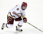 Kenny Ryan (BC - 18) - The Boston College Eagles defeated USA Hockey's National Team Development Program's Under 18 team 6-3 on Friday, October 9, 2009 at Conte Forum in Chestnut Hill, Massachusetts.