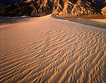 Dunes, Saline Valley, Mojave Desert, Death Valley National Park, California