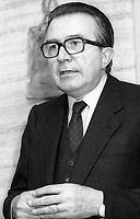 Giulio Andreotti Democrazia Cristiana.Giulio Andreotti Christian Democratic party