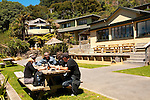 New Zealand, South Island: At resort Lochmara Lodge near town of Picton on Marlborough Sounds. Photo copyright Lee Foster. Photo # newzealand125438