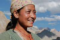 Portraits, Ladakh Himalaya Inde. Photo : Vibert / Actionreporter.com