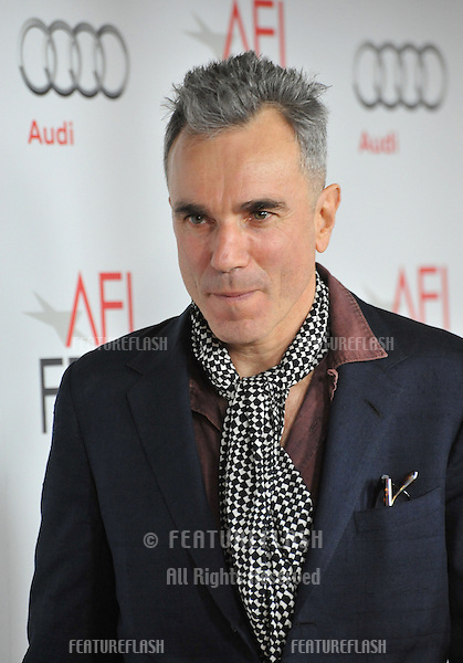 """Daniel Day-Lewis at the AFI Fest premiere of his movie """"Lincoln"""" at Grauman's Chinese Theatre, Hollywood..November 8, 2012  Los Angeles, CA.Picture: Paul Smith / Featureflash"""