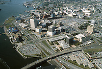 1983 September..Redevelopment.Downtown South (R-9)..WATERFRONT.LOOKING WEST...NEG#.NRHA#..