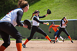 Kalamazoo College Softball vs Hope - 4.7.12