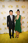 """Fang Zheng and Kristina Sukamto Attend Tenth Annual Project Sunshine Benefit, """"Ten Years of Evenings Filled with Sunshine"""" honoring Dionne Warwick, Music Legend and Humanitarian Presented by Clive Davis Held At Cipriani 42nd street"""