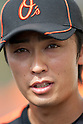 Tsuyoshi Wada (Orioles), MARCH 9, 2012 - MLB : Baltimore Orioles spring training camp at Ed Smith Stadium in Sarasota, Florida, United States. (Photo by Thomas Anderson/AFLO) (JAPANESE NEWSPAPER OUT)