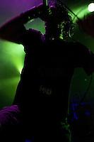 Lamb of God performing at The Palace, St Kilda, Melbourne, 27 April, 2007