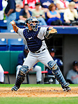 9 March 2010: Detroit Tigers' catcher Alex Avila in action during a Spring Training game against the Washington Nationals at Space Coast Stadium in Viera, Florida. The Tigers defeated the Nationals 9-4 in Grapefruit League action. Mandatory Credit: Ed Wolfstein Photo