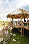 Heart of Africa Exhibit at the Columbus Zoo & Aquarium | Smoot Construction Co