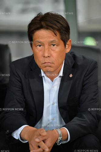 Akira Nishino (Grampus), MAY 23, 2015 - Football / Soccer : 2015 J1 League 1st stage match between F.C.Tokyo 0-1 Nagoya Grampus at Ajinomoto Stadium in Tokyo, Japan. (Photo by AFLO)