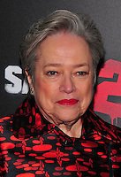 NEW YORK,NY November 015: Kathy Bates attend the 'Bad Santa 2' New York premiere at AMC Loews Lincoln Square 13 theater on November 15, 2016 in New York City...@John Palmer / Media Punch