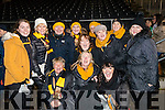 Crokes fans, pictured at the AIB Munster Club SFC final held in Mallow on Sunday last, were front l-r: Siobhan Courtney Ann Byrnes and Joanie Sexton. Back l-r: Sarah Brynes, Geraldine Collins, Tom Looney, Noreen Titmarsh, Marian O'Doherty, Ann Looney, Mary Lacey, Helen Fitzgerald and Cara Neeson.
