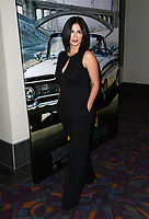 """LOS ANGELES, CA - May 9: Sandra Eloani, At Premiere Of BH Tilt's """"Lowriders"""", At The Regal Cinemas L.A. LIVE In California on May 9, 2017. Credit: MediaPunch"""