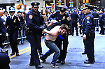 UNITED STATES - NEW YORK - Occupy Wall Street evicted