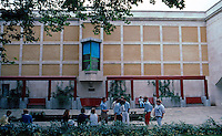James Stirling, Michael Wilford Assoc.: Clore Gallery of Tate Gallery, 1987. Photo '90.