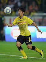 Fussball Bundesliga Saison 2011/2012 1. Spieltag Borussia Dortmund - Hamburger SV Shinji KAGAWA (BVB).