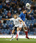 Lee Wallace and Gavin Reilly
