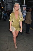 Chloe Paige at the Highshot on-demand cocktail app launch party, Hyde Kensington, Kensington High Street, London, England, UK, on Thursday 13 April 2017.<br /> CAP/CAN<br /> &copy;CAN/Capital Pictures