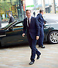David Cameron MP<br /> Leader of the Conservatives and the Prime Minister arriving for the Andrew Marr show at Mediacity, Salford, Manchester, Great Britain <br /> 4th October 2015 <br /> <br /> David Cameron <br /> <br /> <br /> Photograph by Elliott Franks <br /> Image licensed to Elliott Franks Photography Services