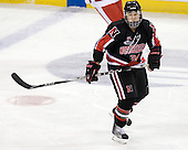 Kristi Kehoe (NU - 34) - The Northeastern University Huskies tied Boston University Terriers 3-3 in the 2011 Beanpot consolation game on Tuesday, February 15, 2011, at Conte Forum in Chestnut Hill, Massachusetts.