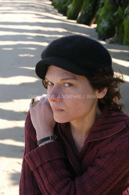 Asli Erdogan, Turquish writer in 2005.