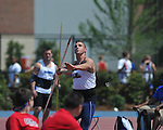 Ole Miss Invitational track meet at the Ole Miss Track Complex in Oxford, Miss. on Saturday, April 9, 2011.