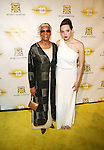 """Legendary Dionne Warwick and  granddaughter Cheyenne Elliott Attend the Tenth Annual Project Sunshine Benefit, """"Ten Years of Evenings Filled with Sunshine"""" honoring Dionne Warwick, Music Legend and Humanitarian Presented by Clive Davis Held At Cipriani 42nd street"""