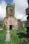 Abandoned Church &amp; Cemetery, Cloghane, County Kerry, Ireland