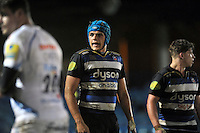 Zach Mercer of Bath United looks on. Aviva A-League match, between Bath United and Exeter Braves on November 30, 2015 at the Recreation Ground in Bath, England. Photo by: Patrick Khachfe / Onside Images
