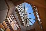 Skylight in Premier Health Building Downtown Dayton Ohio